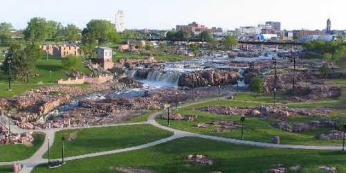 Welcome to Sioux Falls, South Dakota!