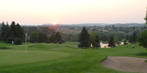 Arrowhead Golf Course Rapid City