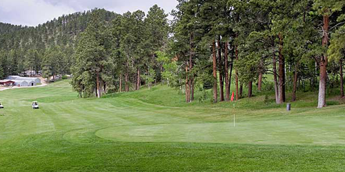 Tomahawk Country Club South Dakota golf packages
